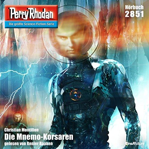 Die Mnemo-Korsaren (Perry Rhodan 2851) Titelbild