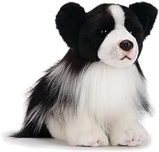 Nat and Jules Regal Small Border Collie Dog Children's Plush Stuffed Animal