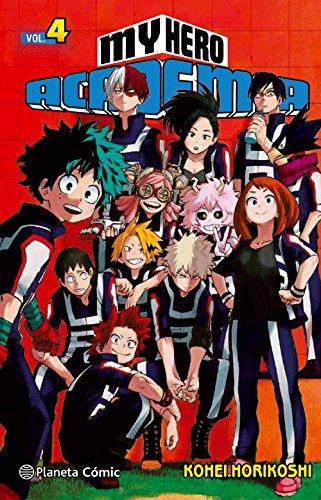My Hero Academia nº 04: 210 (Manga Shonen)