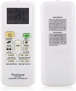 Mando a distancia universal para aire acondicionado, mando a distancia de repuesto para Gree Midea LG