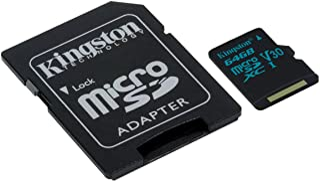 Kingston Canvas Go! 128GB microSDXC 90R 64GB