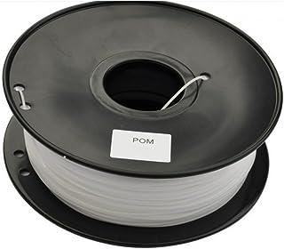 WOL3d Premium 1.75mm POM (Acetal) 3d filament (White)