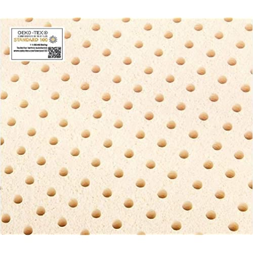 King Original Talalay Latex Mattress Pad Toppers: 2
