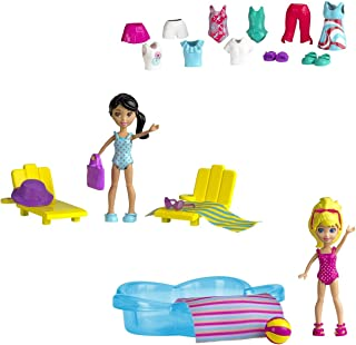 Polly Pocket Poolin Around Playset