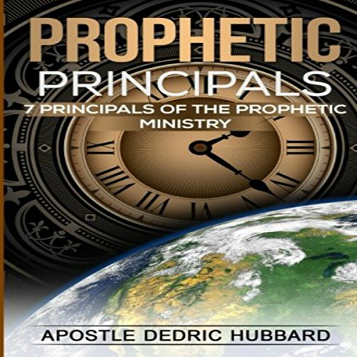 Prophetic Principals audiobook cover art