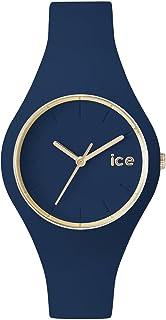 [アイスウォッチ]ICE WATCH 腕時計 ウォッチ ice glam 40mm ネイビー シリコンラバーベルト メンズ レディース [並行輸入品]