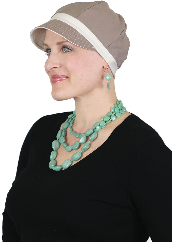 Cancer Headwear for Women Chemo Hats Cute Baseball Caps Headcoverings Beanie
