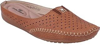 pelle albero Womens Camel Comfortable Casual Shoes
