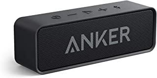 Anker Altoparlante Bluetooth SoundCore - Speaker Portatile Senza Fili con Microfono Incorporato e Doppia Cassa Audio di Al...