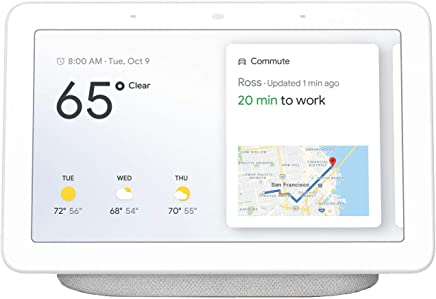 Home Hub with Assistant (GA00516-US) - Chalk (6290313)