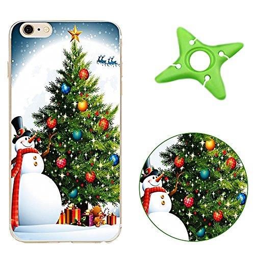 Caja para iPhone 5s, MAOOY iPhone SE Linda Ultraligero de Silicone Rubber...
