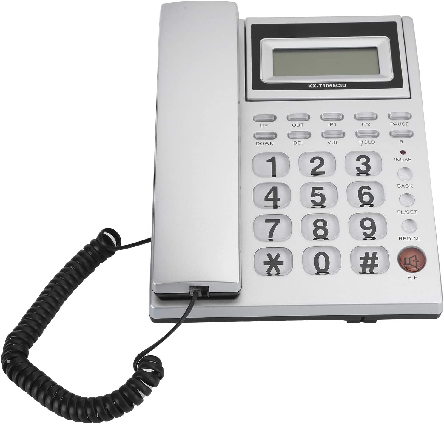 Los Angeles Mall Telephone Landline Corded Phone Household 5 popular Home Office Hotel Busi