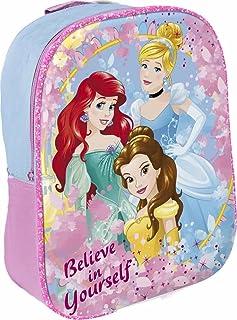 Disney Princesas Mochila para niños, 29 cm, multicolor