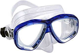 Promate RX Prescription Snorkeling Mask with Nearsight Optical Corrective Lens-1.0 to 10.0