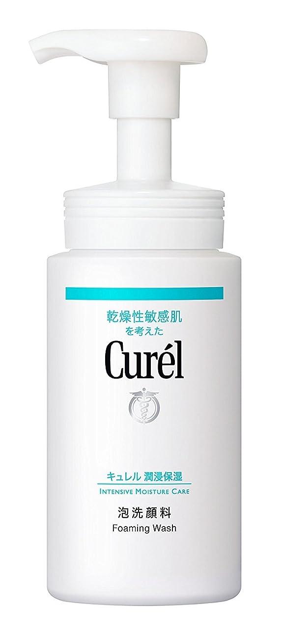 爆発物罰するテンション【花王】キュレル 薬用泡洗顔料 150ml ×20個セット