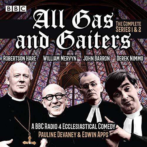All Gas and Gaiters: Series 1 and 2 cover art