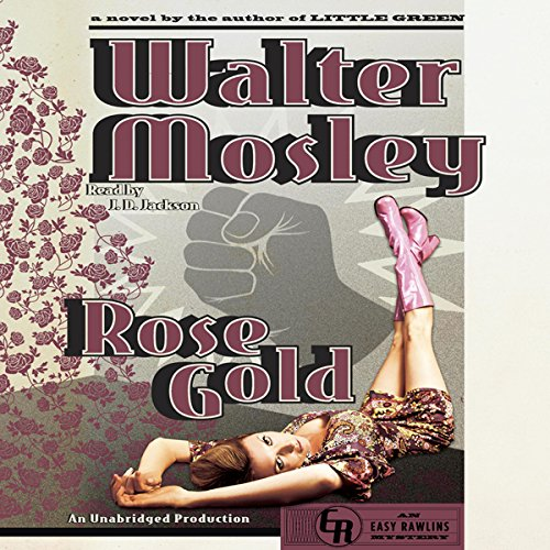 Rose Gold: An Easy Rawlins Mystery audiobook cover art