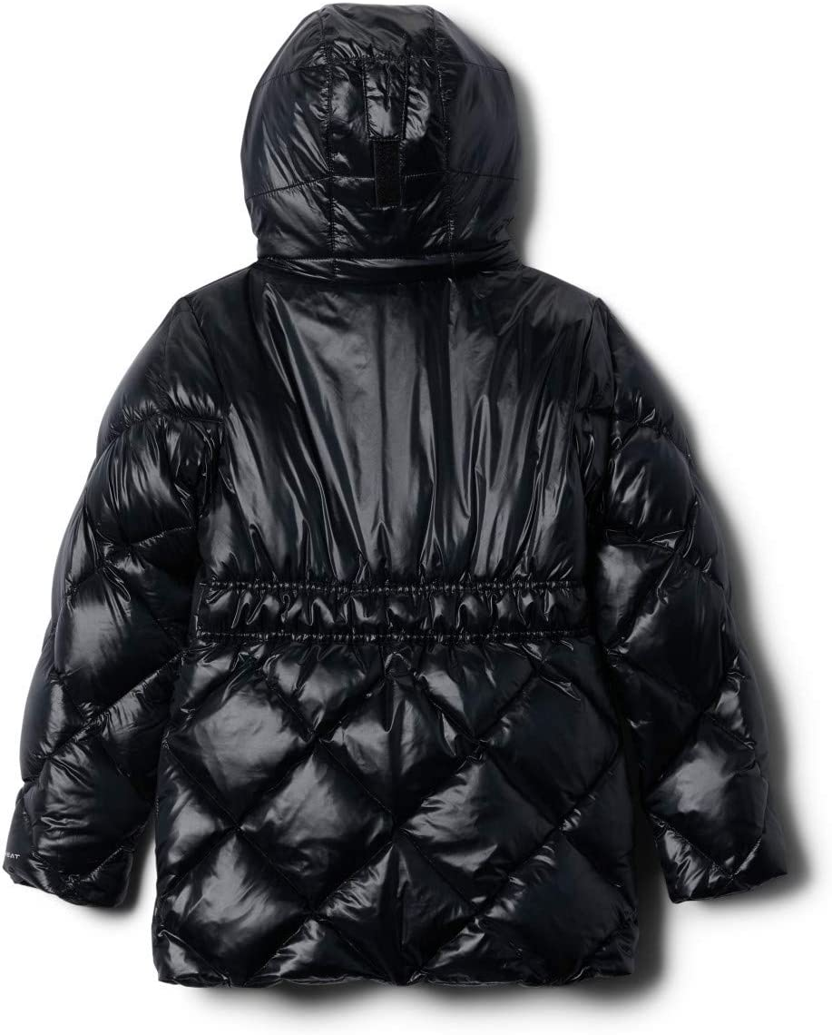 Columbia Girls Forest Park Down Hooded Puffer