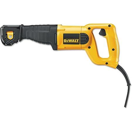 DEWALT Reciprocating Saw, 10-Amp (DWE304)