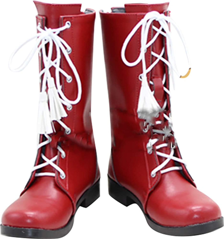 Whirl Cosplay Boots shoes for Touken Ranbu Gotou Toushirou