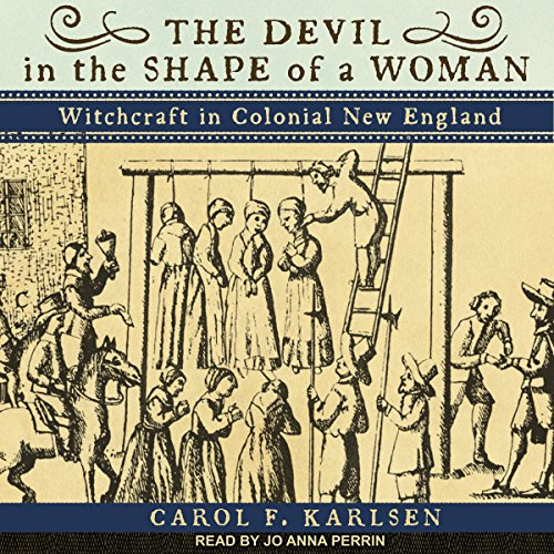 The Devil in the Shape of a Woman audiobook cover art