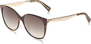 Marc Jacobs Wayfarer Sunglasses for Women - Grey Lens