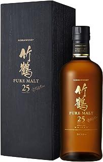 竹鶴25年ピュアモルト [ ウイスキー 日本 700ml ]