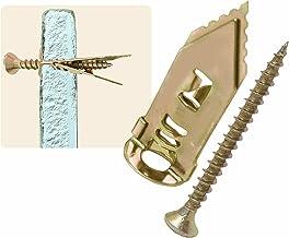 PETSBURG Zelfborende ankers schroeven, boren ankers met schroeven, geen boor of gaten in de muur, schroeven als cadeau (12...