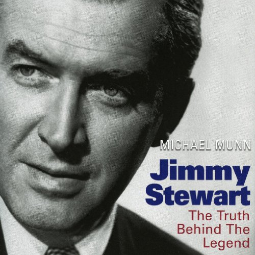 Jimmy Stewart audiobook cover art