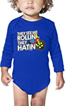 Haase Unlimited They See Me Rollin They Hatin' - Funny Bodysuit