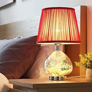 Lampe de Table Lampe de Chevet de Chambre à Coucher Salon créatif Romantique Simple Lampe de Table décorative Nordique Mod...
