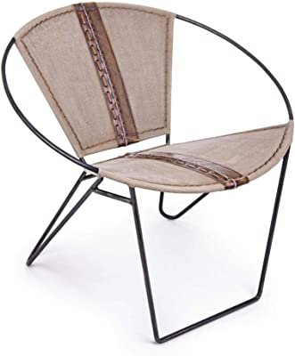 Arcata - Juego de 2 sillas de Comedor de Color Gris Oscuro ...