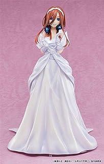 AMAKUNI 1/7スケール 五等分の花嫁 中野三玖 ウェディングVer. ABS&PVC製 塗装済み完成品フィギュア