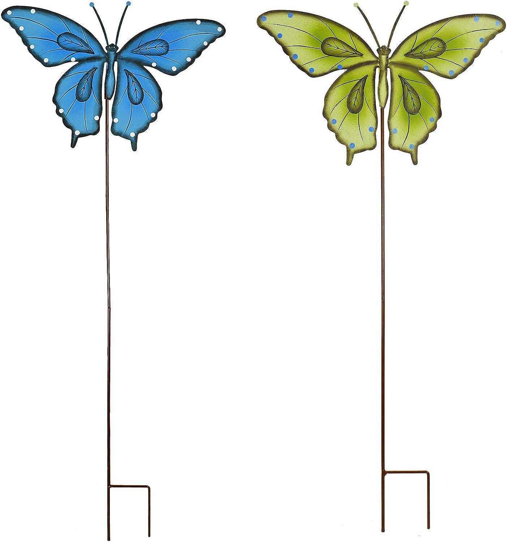 Regular store Waroom Home Decorative Butterfly Decor Max 78% OFF Outdoor Garden