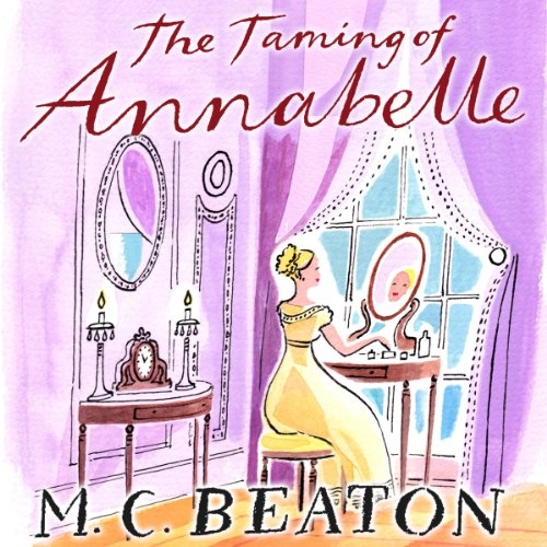 The Taming of Annabelle cover art