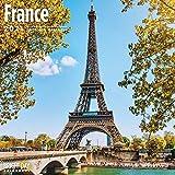 2021 France Wall Calendar by B...