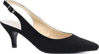 Best black slingback shoes Reviews