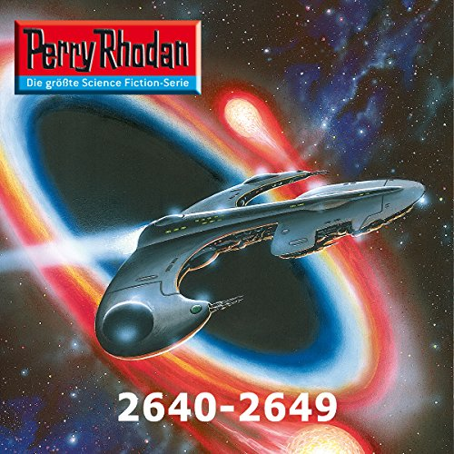 Perry Rhodan, Sammelband 25 audiobook cover art