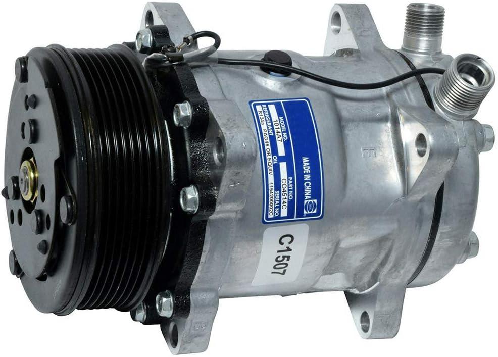 Sz Machparts 7PK A C Compressor 204867 4514C 551 955080 Sale New Orleans Mall item CO 58591
