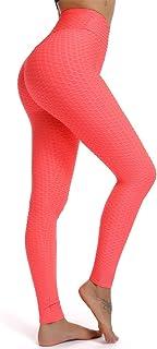 45a68b2903ea53 FITTOO Damen Sport Leggings Leggings Yoga Fitness Hose Lange Sporthose  Stretch Workout Fitness Jogginghose