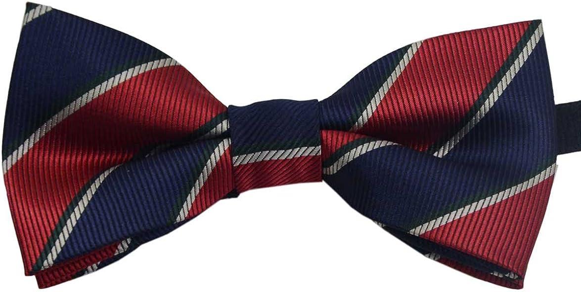 SYAYA Boy's Polka Bowtie, Adjustable Pre-tied Bow Ties CLJ05 (5)