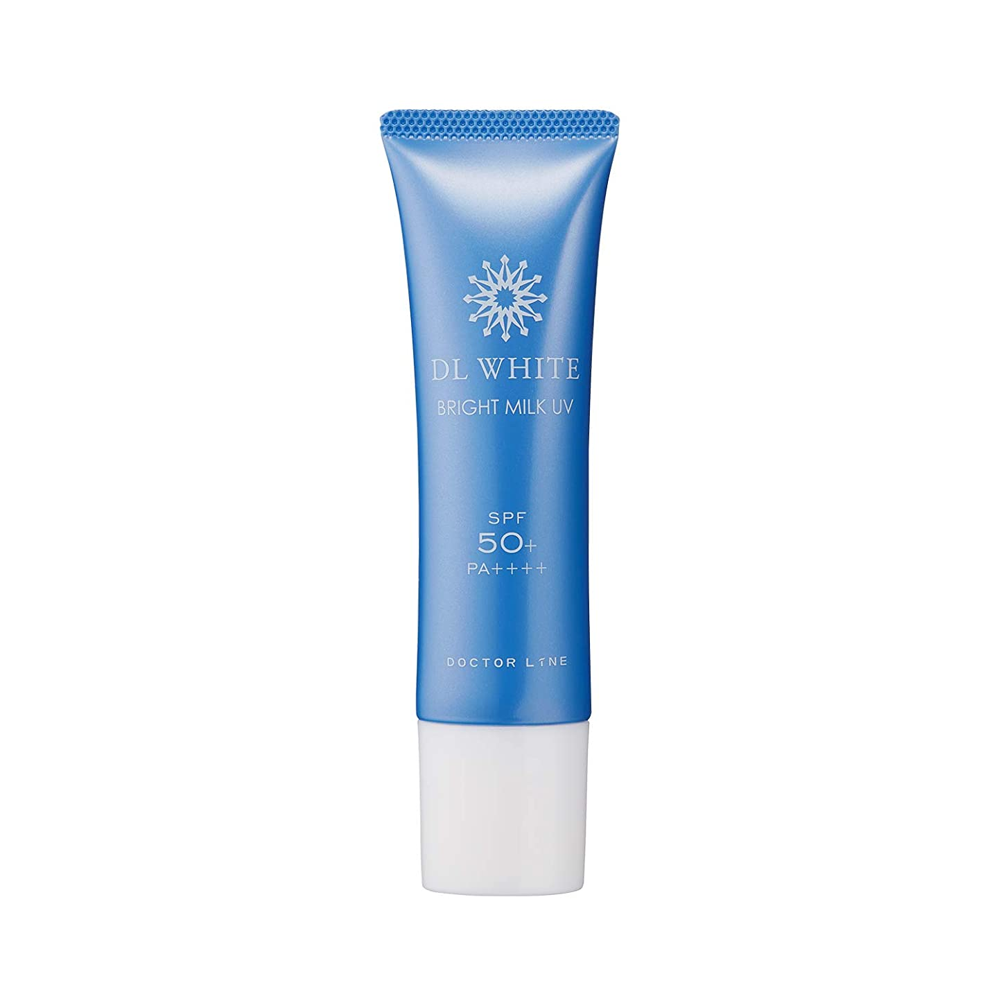 タール倍増ジェムドクターライン(Doctor Line) DLホワイト ブライトミルク UV(SPF50+ PA++++) 30g