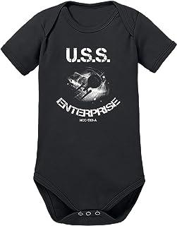 TShirt-People USS Enterprise - Body para bebé