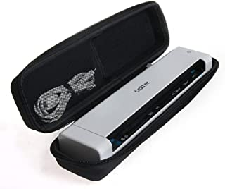 Hermitshell Travel Case for Brother DS-640 / DS-740D / DS-720D Duplex Compact Mobile Document Scanner