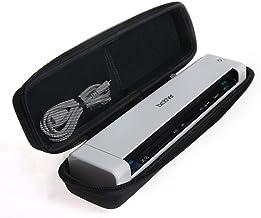 پرونده مسافرتی Hermitshell متناسب با صفحه اسکنر صفحه رنگی برادر DS-720D تلفن همراه