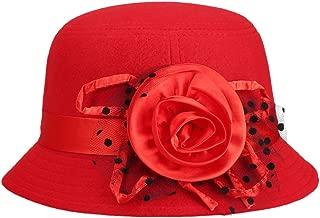 Women's Retro Winter hat Fascinators