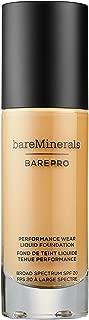 BareMinerals Barepro Performance Wear Liquid Foundation SPF 20 Light Natural 09, 1 Fluid Ounce