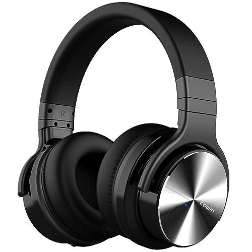 COWIN E7 PRO [2018 Actualización]Auriculares inalámbricos Bluetooth con micrófono Hi-Fi de