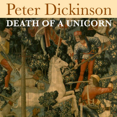 Death of a Unicorn                   By:                                                                                                                                 Peter Dickinson                               Narrated by:                                                                                                                                 Lauren Irwin,                                                                                        Carol Irwin                      Length: 7 hrs and 53 mins     7 ratings     Overall 3.0