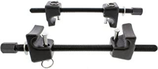 ABN 11.5in Strut Spring Compressor Tool – Set of 2 (Pair) – Macpherson Spring Compression, 13/16in Socket 1/2in Drive